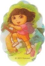 "Духи, Парфюмерия, косметика Мочалка детская ""Дора"", 169-7 - Suavipiel Dora Bath Sponge"