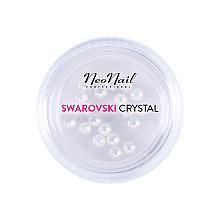 Духи, Парфюмерия, косметика Стразы для дизайна ногтей - NeoNail Professional Swarovski Crystal SS9  (20шт)