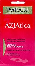 Духи, Парфюмерия, косметика Маска для лица, шеи и декольте - Perfecta Azjatica Mask For Face Neck And Decolletage