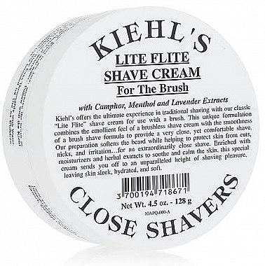 Крем для бритья - Kiehl's Lite Flite Shave Cream — фото N3