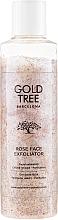 Духи, Парфюмерия, косметика Скраб-эксфолиатор для лица - Gold Tree Barcelona Rose Face Exfoliation