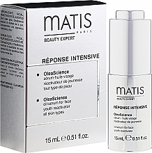 Духи, Парфюмерия, косметика Сыворотка-масло для лица - Matis Reponse Intensive OleaScience