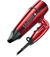 Духи, Парфюмерия, косметика Фен для волос дорожный Swiss Light 5400 Fold-Away Ionic Red - Valera