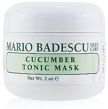 """Духи, Парфюмерия, косметика Маска для лица """"Огурец"""" - Mario Badescu Cucumber Tonic Mask"""