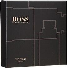 Духи, Парфюмерия, косметика Hugo Boss The Scent - Набор (edt/50ml + sh/gel/100ml)