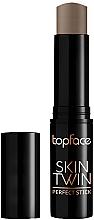 Духи, Парфюмерия, косметика Контуринг-стик для лица - Topface Skin Twin Perfect Stick Contour