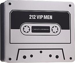 Духи, Парфюмерия, косметика Carolina Herrera 212 VIP Men - Набор (edt/100ml + sh/gel/100ml)