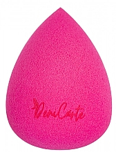 Духи, Парфюмерия, косметика Спонж для макияжа, пурпурный - Deni Carte Make Up Sponge Blender Magneta 7465
