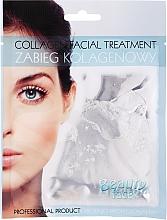 Духи, Парфюмерия, косметика Коллагеновая маска с экстрактом жемчуга - Beauty Face Collagen Hydrogel Mask