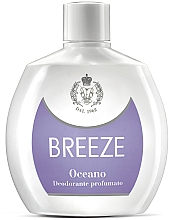 Духи, Парфюмерия, косметика Breeze Oceano - Парфюмированный дезодорант