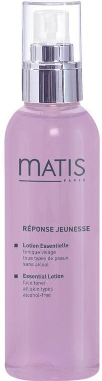 Лосьон тонизирующий - Matis Reponse Jeunesse Essential Lotion — фото N1