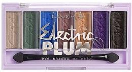 Духи, Парфюмерия, косметика Палетка теней для век - Lovely Electric Plum Eyeshadow