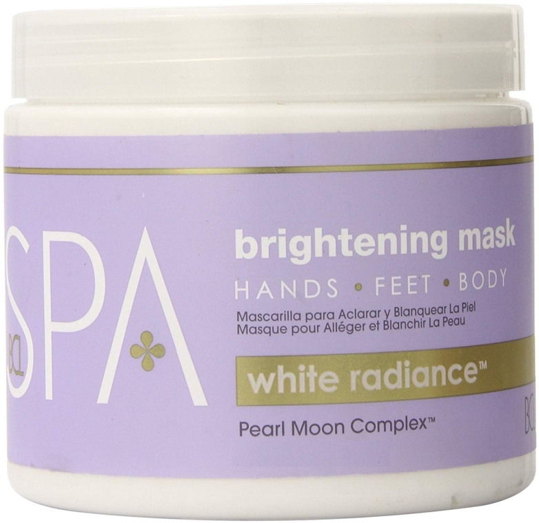 Осветляющая маска - BCL Spa White Radiance Brightening Mask — фото N1