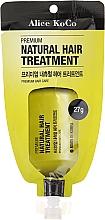 Духи, Парфюмерия, косметика Натуральный кондиционер для волос - Alice Koco Premium Natural Hair Treatment