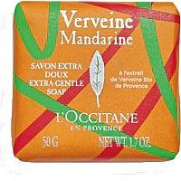 Духи, Парфюмерия, косметика L'Occitane Verveine Mandarine - Мыло