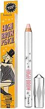 Духи, Парфюмерия, косметика Карандаш-хайлайтер для бровей - Benefit High Brow a Brow Lifting Pencil