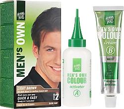 Духи, Парфюмерия, косметика Краска для волос для мужчин - Henna Plus Men Own Hair Colouring