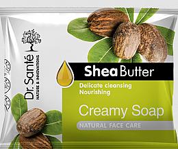 Духи, Парфюмерия, косметика Крем-мыло с маслом ши для лица - Dr.Sante Cream Soap