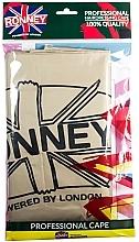 Духи, Парфюмерия, косметика Парикмахерская накидка, универсальный размер, кофе с молоком - Ronney Professional Hairdressing Cape One Size
