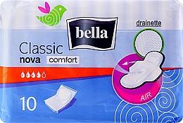 Духи, Парфюмерия, косметика Прокладки Classic Nova Comfort Drainette, 10шт - Bella