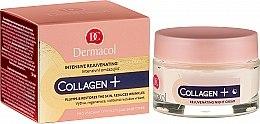 Духи, Парфюмерия, косметика Интенсивный омолаживающий ночной крем - Dermacol Collagen+ Intensive Rejuvenating Night Cream