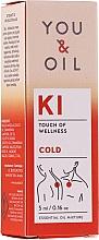 Духи, Парфюмерия, косметика Смесь эфирных масел - You & Oil KI-Cold Touch Of Welness Essential Oil