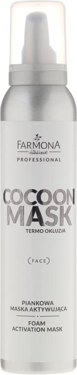 Маска-активатор в пене для лица - Farmona Cocoon Mask — фото N1