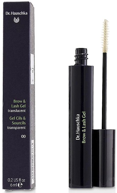 Прозрачный гель для бровей и ресниц - Dr. Hauschka Brow and Lash Gel — фото N1