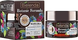Духи, Парфюмерия, косметика Маска для лица - Bielenda Botanic Formula Black Seed Oil + Cistus Anti-Wrinkle Face Mask