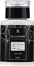 Духи, Парфюмерия, косметика Средство для снятия липкого слоя - F.O.X Gel Cleanser Care System