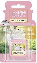 Духи, Парфюмерия, косметика Ароматизатор - Yankee Candle Car Jar Ultimate Sunny Daydream