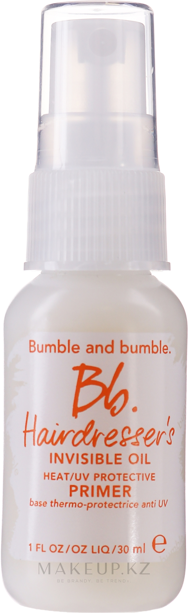 Масло для волос - Bumble and Bumble Hairdresser's Invisible Oil Primer Travel Size — фото 30 ml