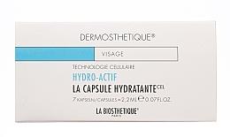 Духи, Парфюмерия, косметика Клеточно-активные интенсивно увлажняющие капсулы - La Biosthetique Dermosthetique Hydro-Actif La Capsule Hydratante
