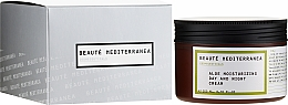 Духи, Парфюмерия, косметика Увлажняющий крем для лица с алоэ - Beaute Mediterranea Aloe Moisturizing Day And Night Cream