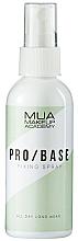 Духи, Парфюмерия, косметика Спрей-фиксатор макияжа - MUA Pro Base Fixing Spray