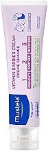 Набор - Mustela Bebe (b/gel/500ml+b/milk/300ml+cr/50ml+wipes/70+acc) — фото N4