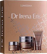 Духи, Парфюмерия, косметика Набор - Dr Irena Eris Lumissima (f/cr/50ml + f/cr/30ml + eye/cr/15ml)