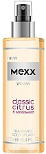 Духи, Парфюмерия, косметика Mexx Woman Classic Citrus & Sandalwood Body Splash - Спрей для тела