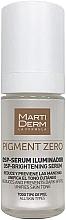 Духи, Парфюмерия, косметика Депигментирующая сыворотка для лица - MartiDerm Pigment Zero DSP-Serum Iluminador