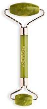 Духи, Парфюмерия, косметика Нефритовый роллер для лица - Revolution Skincare Jade Facial Roller