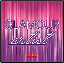 Духи, Парфюмерия, косметика Палетка для макияжа - Pupa Pupart M Glamour Artist