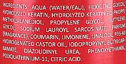 Кератиновый мусс для волос - Azalea Mousse Keratin Treatment — фото N3