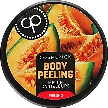 Духи, Парфюмерия, косметика Пилинг для упругости тела с ароматом сочной дыни - Cosmepick Body Peeling Melon Cantaloupe