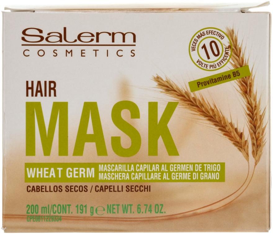 Капиллярная маска - Salerm Mascarilla Capilar  — фото N1
