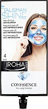Духи, Парфюмерия, косметика Маска для лица - Iroha Nature Talisman Shine Confidence