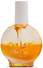 Духи, Парфюмерия, косметика Масло для ногтей и кутикулы - Kabos Nail Oil Yellow Flowers