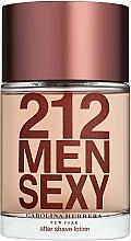 Духи, Парфюмерия, косметика Carolina Herrera 212 Sexy Men - Лосьон после бритья