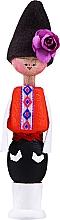 Духи, Парфюмерия, косметика Сувенирный мускал с ароматным маслом, вариант 3 - Bulgarian Rose Boy