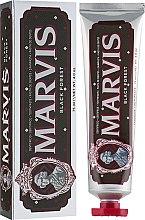 """Духи, Парфюмерия, косметика Зубная паста """"Черный лес"""" - Marvis Black Forest"""