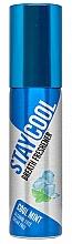 Духи, Парфюмерия, косметика Спрей-освежитель дыхания с мятным вкусом - Stay Cool Breath Fresheners Cool Mint